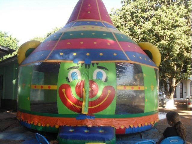 Balão inflável com dois motores elétricos de 1cv cada 2.500 (66)99920.8456 - Foto 2