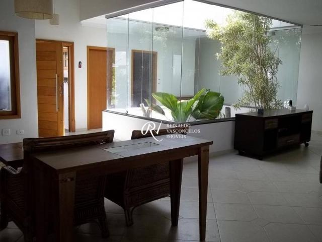 Mirante do vale-casa com 4 dormitórios (2 stes), 330 m² e maravilhosa área de lazer com pi - Foto 5