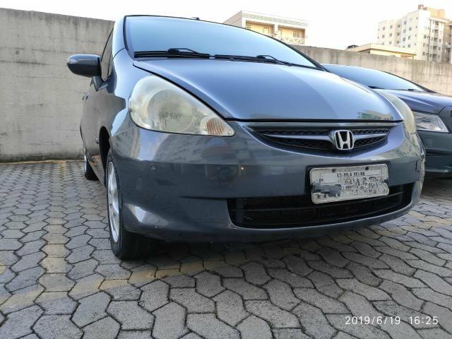 Honda Fit EX 1.5 automático 2006/2007 - Foto 7
