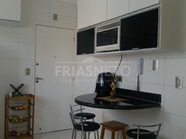 Apartamento à venda com 3 dormitórios em Vila monteiro, Piracicaba cod:V8377 - Foto 8