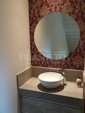 Casa de condomínio à venda com 3 dormitórios em Tomazella, Piracicaba cod:V127250 - Foto 7