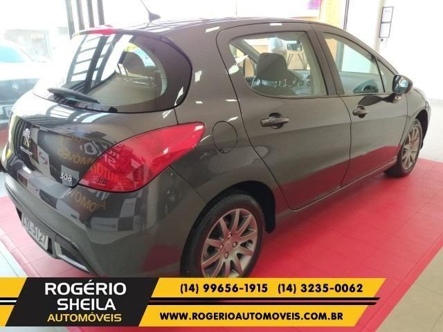 308 1.6 16V 4P Flex Active(Rogério automóveis ) - Foto 3