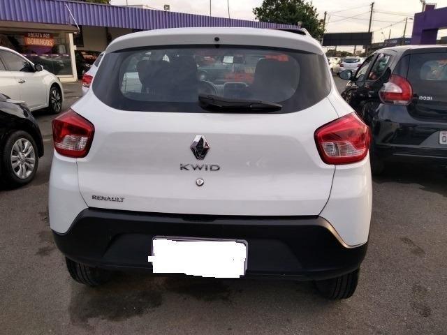 Renault Kwid 1.0 12v Sce Flex Zen 2018.2019 1.0 + Ipva 2020 Promoção 33.990,00 - Foto 4