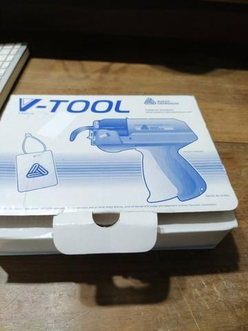 Aplicador V Tool Trava Anel - Pino Anel - Foto 5