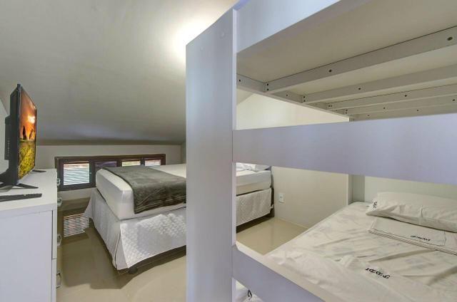 Linda mansão duplex, mobiliada, no porto das dunas - Foto 3