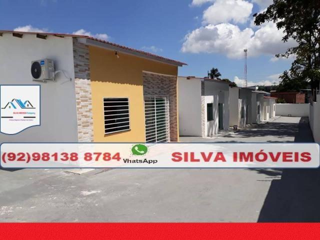2qrts No Aleixo Cd Fechado Px A Sefaz Casa Nova Pronta Pra Morar orfft yxcfs - Foto 5
