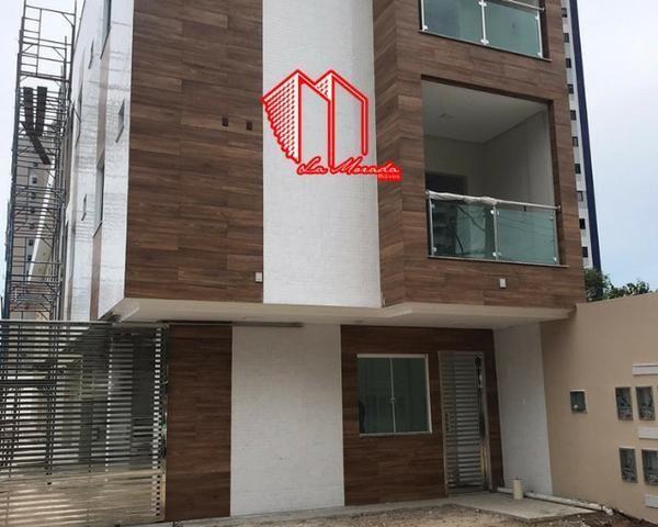 Apartamentos de 2 Qtos, Vieiralves, fino Acabamento, 01 vaga coberta