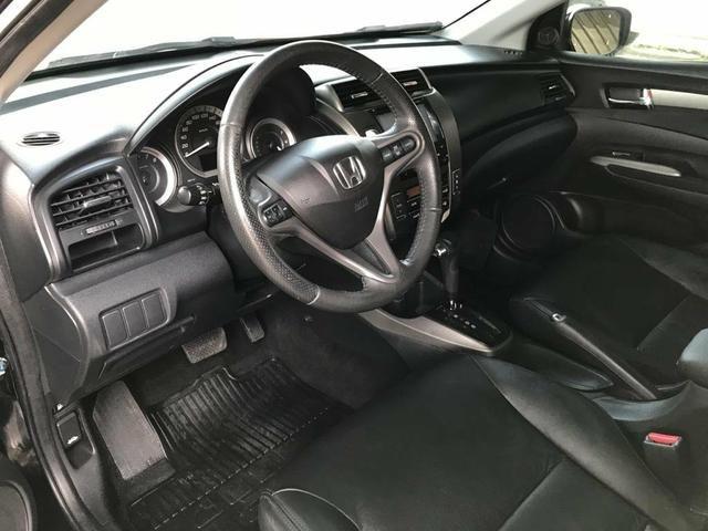 Honda City Ex 1.5 Automático 2013 - Foto 8