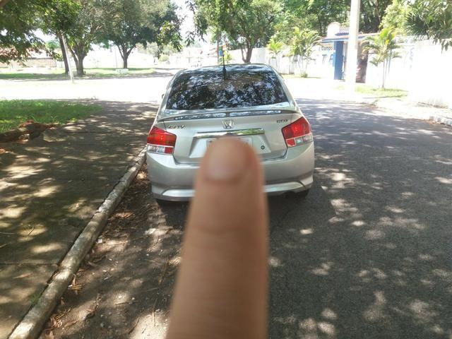 Vende-se um Honda City Automático LX 2012 - Foto 7
