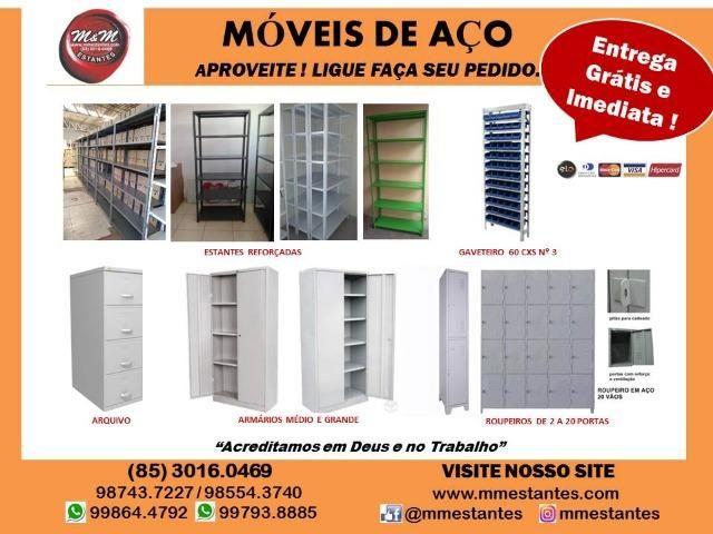 - Roupeiro de AÇO 20 Portas - Foto 2