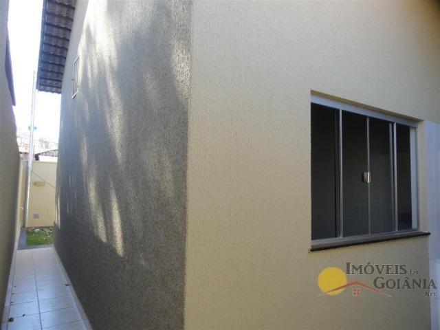 Casa com 2 Quartos Sendo uma Suíte, setor Recreio Panorama - Ao Lado St. Parque das Flores - Foto 16