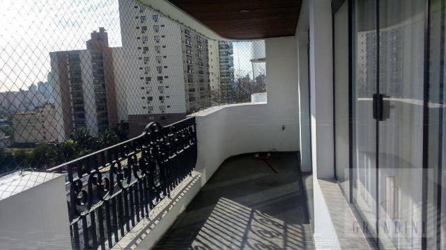 Apartamento para locação, Edifício Villa Guazzelli, no centro de São Bernardo do Campo. - Foto 5