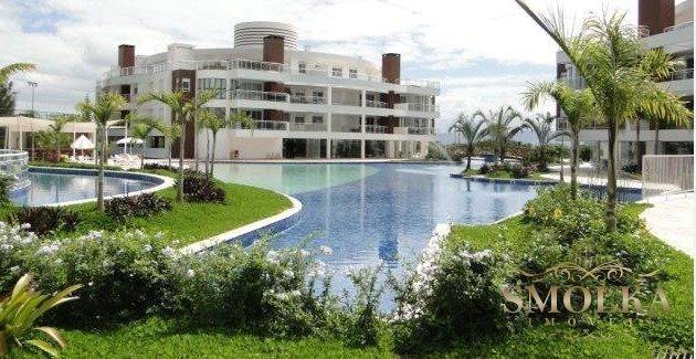 Apartamento à venda com 4 dormitórios em Cachoeira do bom jesus, Florianópolis cod:9215