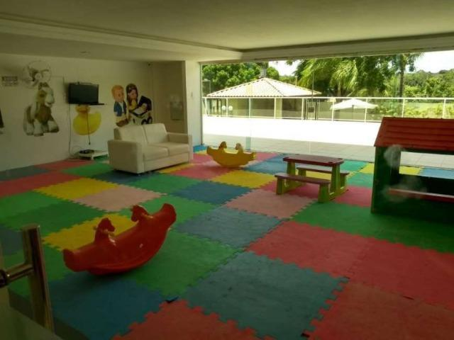 Apartamento 2/4 sendo 1 suíte no Condomínio Vila Bene na Estrada do Coco - Foto 3