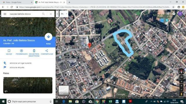 Área em Colombo - PR, no bairro São Gabriel - Ref:AR001 - Foto 5