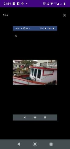 Barco de arrasto - Foto 8