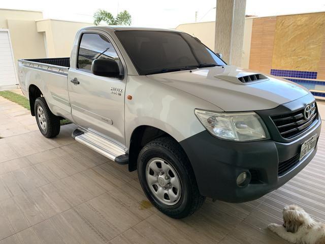 Hilux Cs 2013 4x4 R$ 93.000,00