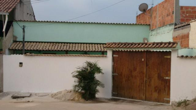 Casa de condomínio com 02 quartos,com piscina - Vista Alegre - SG - Foto 2