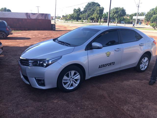 Corolla GLI 1.8 2017 Prata - Foto 4