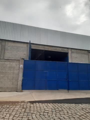 Galpão com 1.200m² , novo ,IPS prx Av Arthur Bernardes