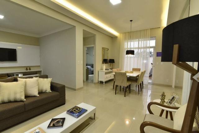 AL-Quase prontas\casas com 3 quartos fino acabamento e entrada parcelada - Foto 6