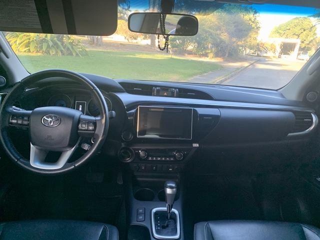 Toyota Hilux SRV 2017 - Foto 11