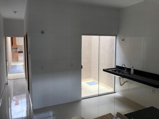 Casa nova 2 suites 2 vagas otima localização ac financiamento - Foto 13
