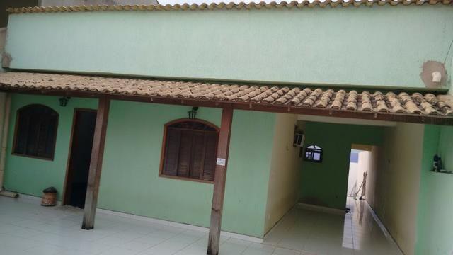 Casa de condomínio com 02 quartos,com piscina - Vista Alegre - SG - Foto 4