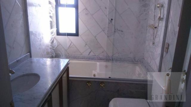 Apartamento para locação, Edifício Villa Guazzelli, no centro de São Bernardo do Campo. - Foto 16