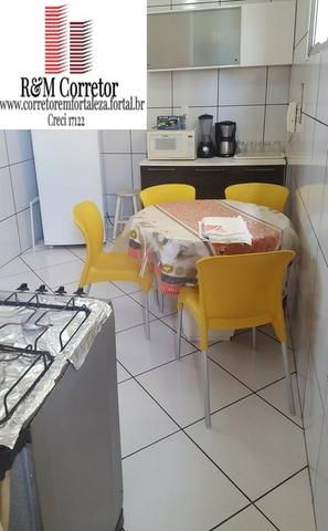 Apartamento por temporada na Praia do Futuro em Fortaleza-CE A Partir R$ 180,00 - Foto 4