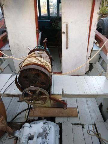 Barco de arrasto - Foto 10