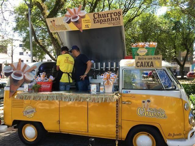 Vendo-se kombi food truck - Foto 2