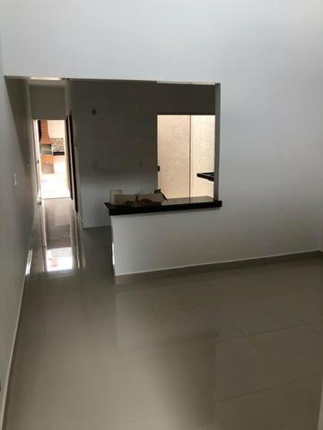 Casa nova 2 suítes 2 vagas otima localização ac financiamento - Foto 5
