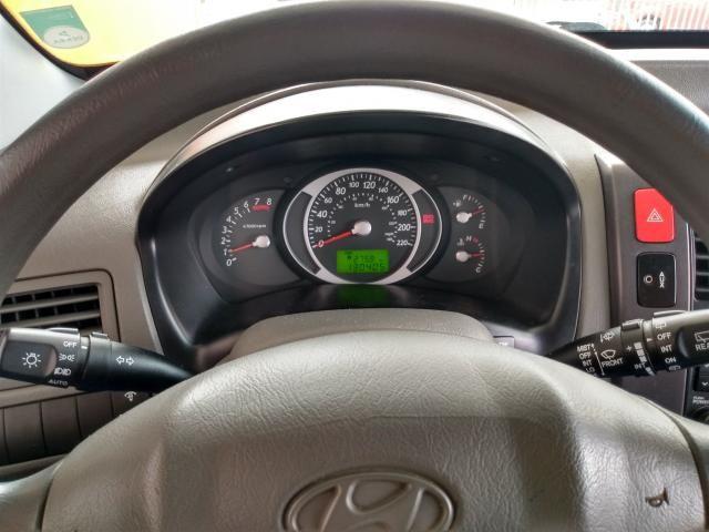 TUCSON 2008/2008 2.0 MPFI GL 16V 142CV 2WD GASOLINA 4P MANUAL - Foto 12