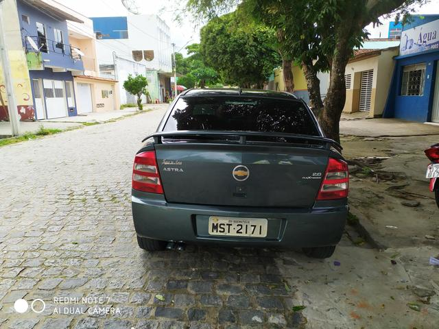 Chevrolet Astra Advantage motor 2.0 Flexpower 2009/2009 - Foto 4