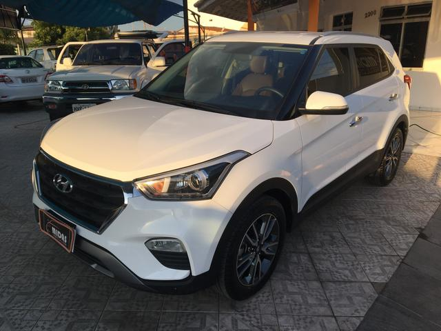 Hyundai Creta Prestige 2.0 aut 2018