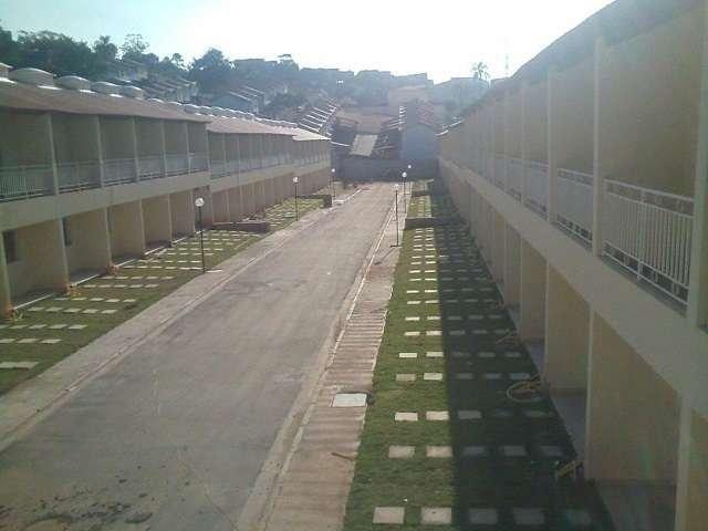 Casas prontas em Jandira 2 dormitórios com quintal Minha Casa Minha Vida - Foto 9