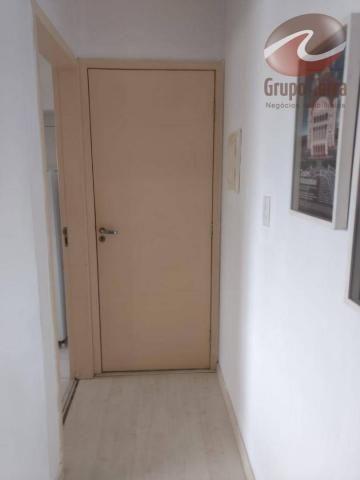 Apartamento com 3 dormitórios à venda, 77 m² por r$ 280.000 - jardim satélite - são josé d - Foto 9