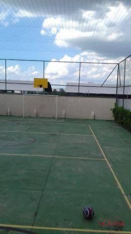 Apartamento com 3 dormitórios à venda, 75 m² por r$ 300.000 - conjunto residencial trinta  - Foto 20