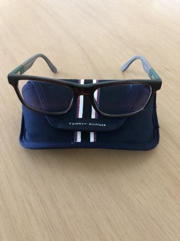 ecb9d1abff0e4 Armação óculos de grau Tommy Hilfiger - Bijouterias, relógios e ...