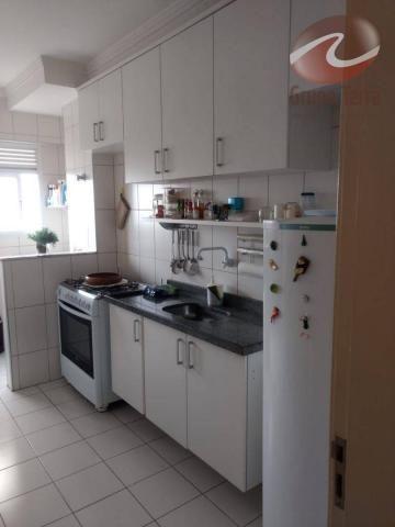 Apartamento com 3 dormitórios à venda, 77 m² por r$ 280.000 - jardim satélite - são josé d - Foto 10
