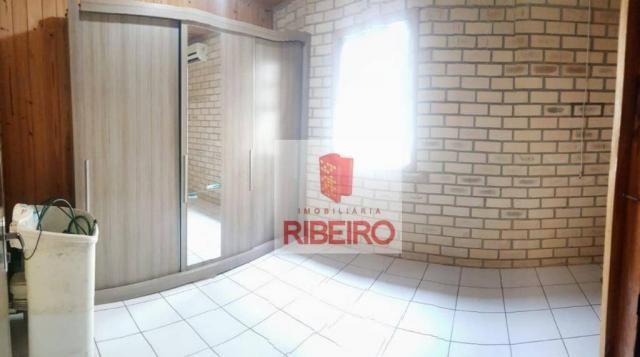 Casa com 3 dormitórios à venda, 103 m² por R$ 155.000, 350 metros do Mar - Zona Nova Norte - Foto 13
