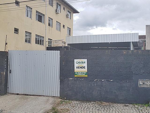 Terreno à venda com 0 dormitórios em Floresta, Joinville cod:3569