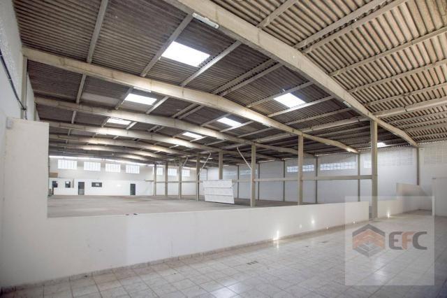 Galpão para alugar, 1322 m² por r$ 16.000,00/mês - parque de exposições - parnamirim/rn - Foto 3