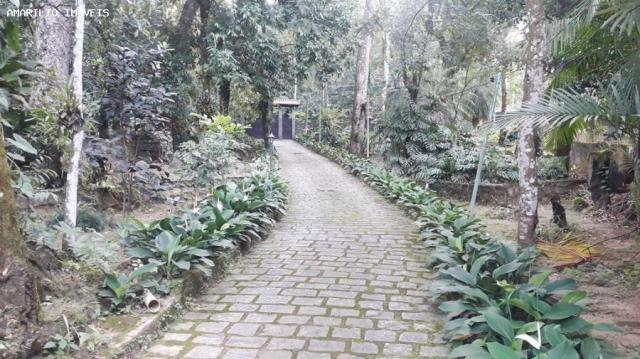 Fazenda para venda em cachoeiras de macacu, boca do mato, 7 dormitórios, 4 suítes, 6 banhe - Foto 4