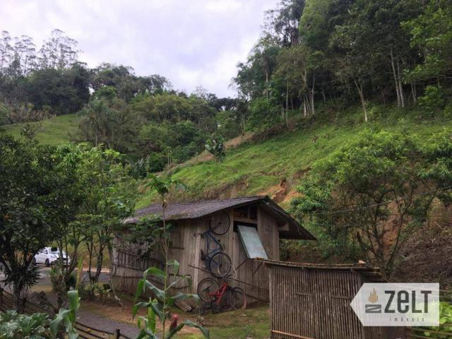 Selecione residencial à venda, rural, benedito novo. - Foto 18