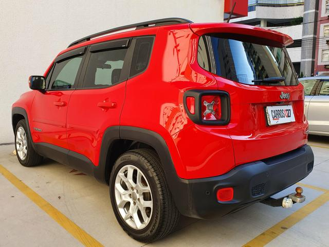 Jeep Renegade longitude flex - Foto 4