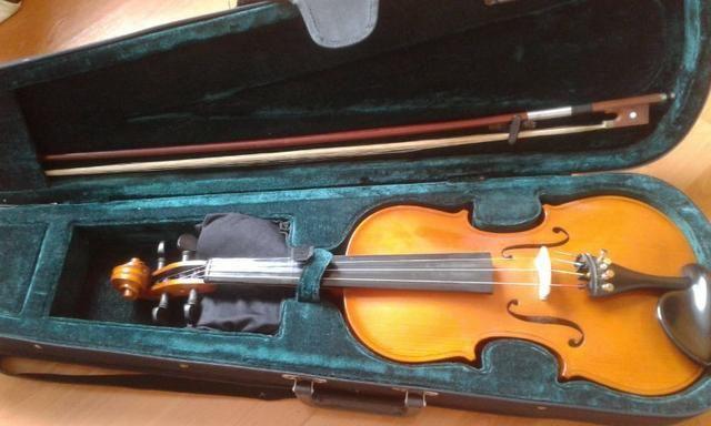 Violino Michael VNM40 4/4 usado