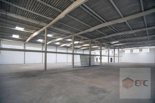Galpão para alugar, 1322 m² por r$ 16.000,00/mês - parque de exposições - parnamirim/rn - Foto 5