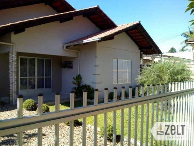 Casa residencial à venda, estradas das areias, indaial. - Foto 3